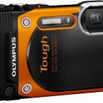 Olympus TG-860 Orange - Compact Digital Camera