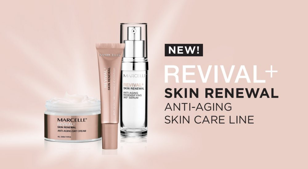 Day 15 of the Taylor Kaye Giveaway with Marcelle Cosmetics New Revival+ Anti Aging Skin Care line