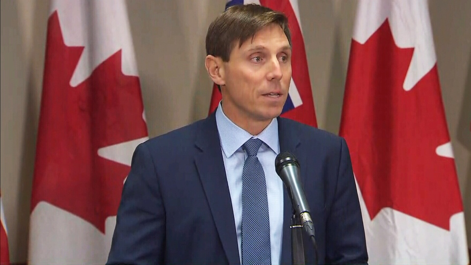 Patrick Brown #MeToo